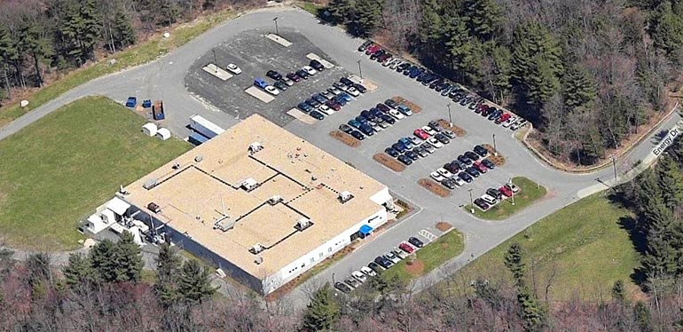 Pulse Systems, Inc. facility, aerial view